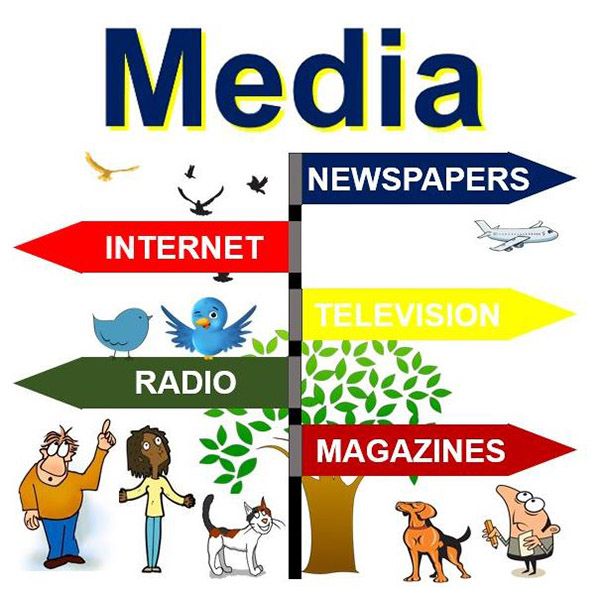 We used to get all our news and entertainment via TV, radio, newspapers and magazines. Today the Internet is gradually taking over. Print newspapers are struggling as hundreds of millions of people each year switch to news sources online.